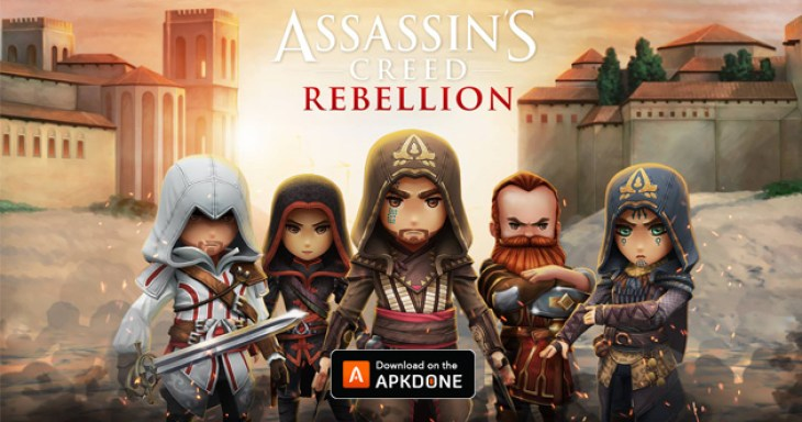 Assassin's Creed Rebellion Poster