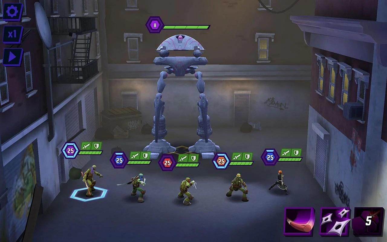 Ninja Turtles Legends Screenshots 3