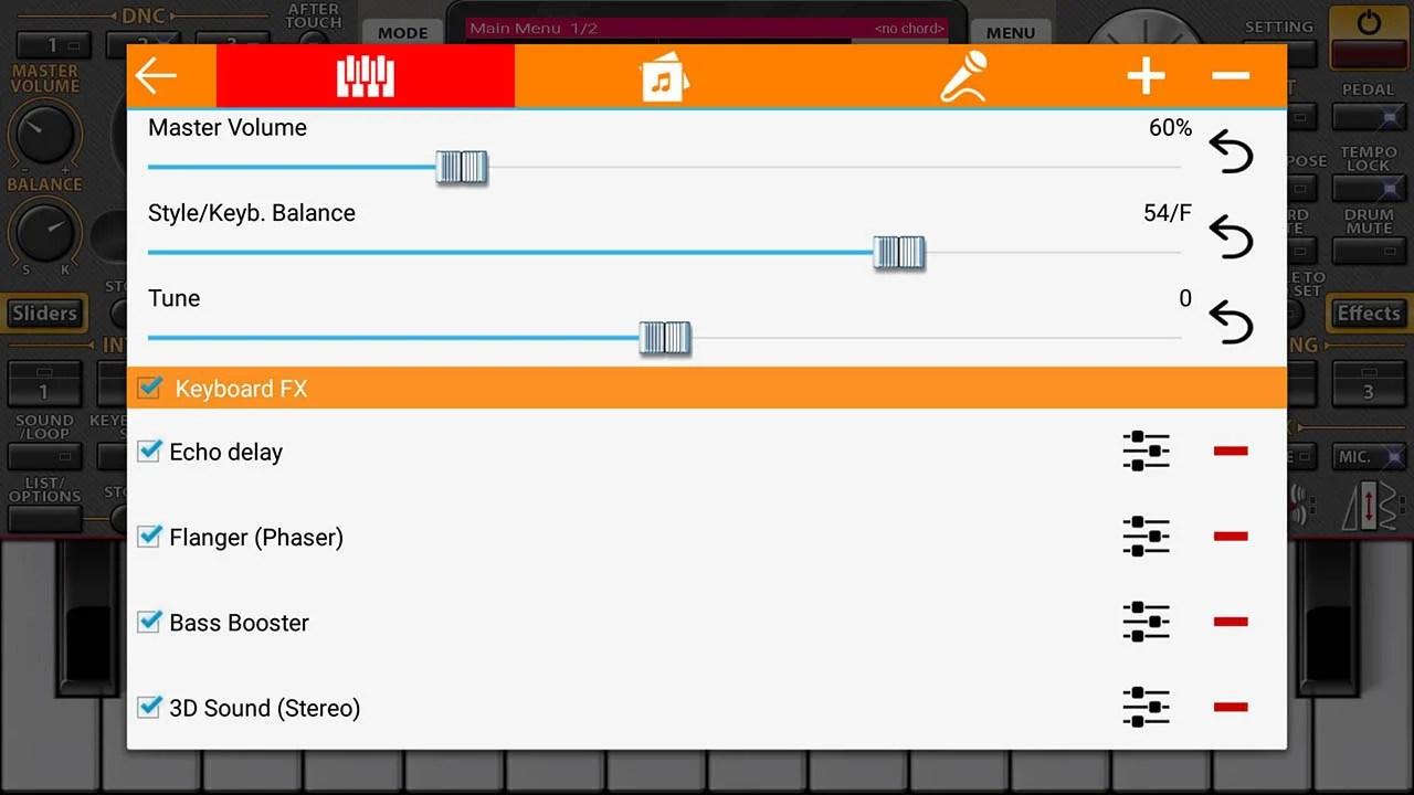 ORG 2020 screenshot 2