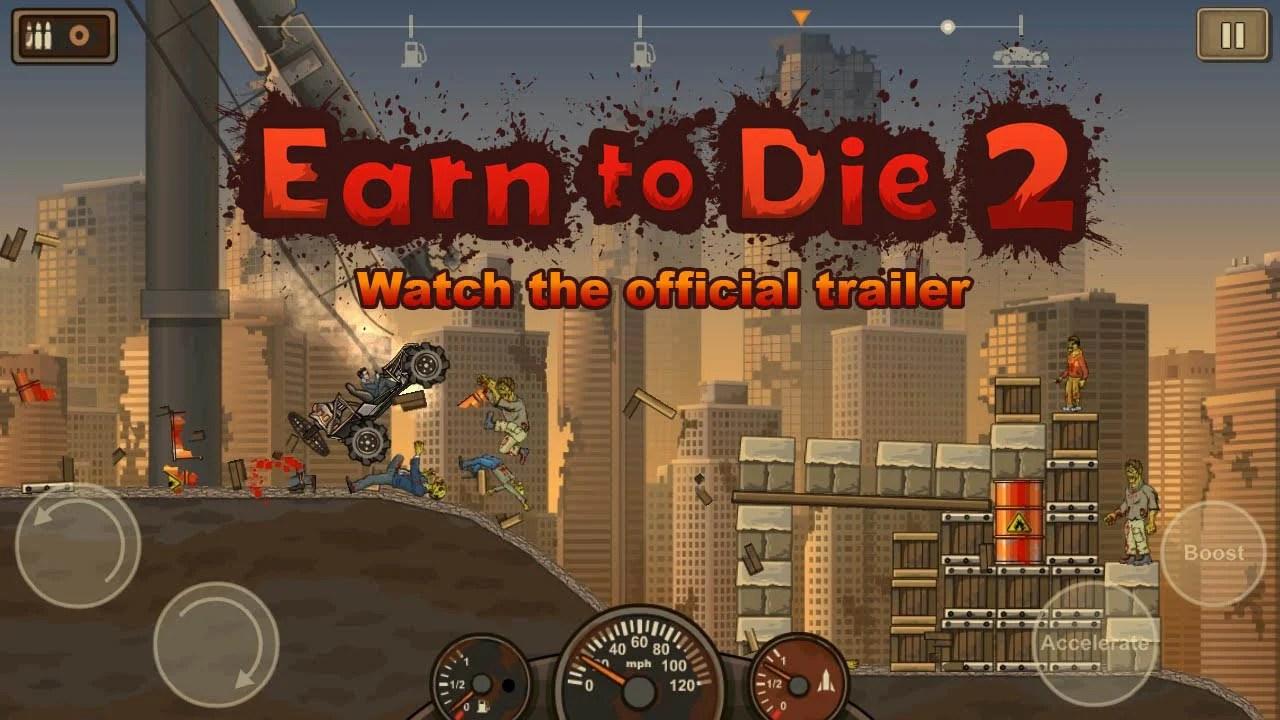 Earn to Die 2 Poster