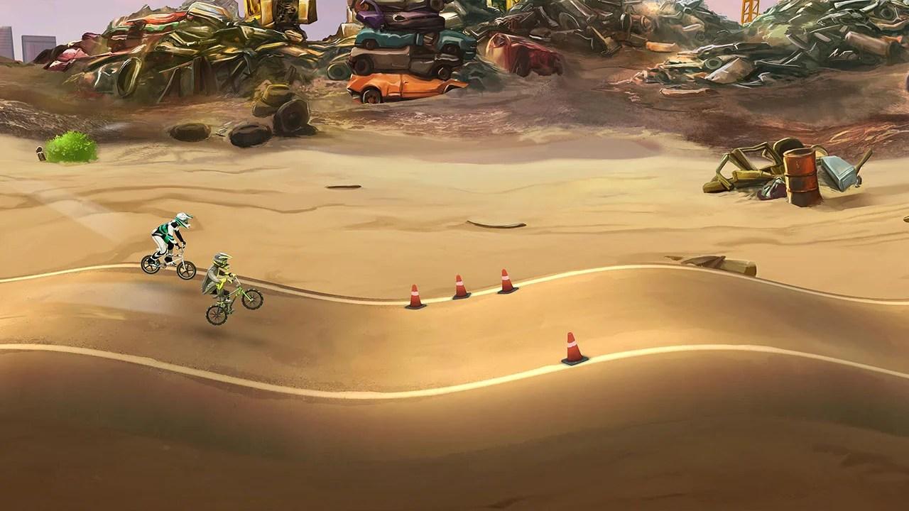Mad Skills BMX 2 Screen 1