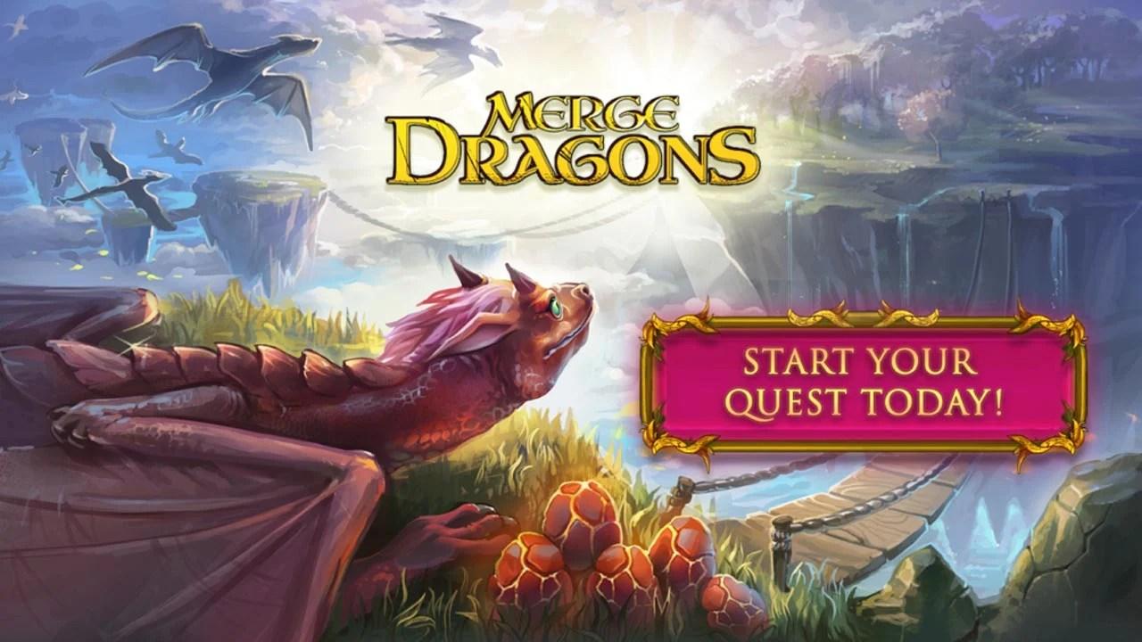 Merge Dragon Poster