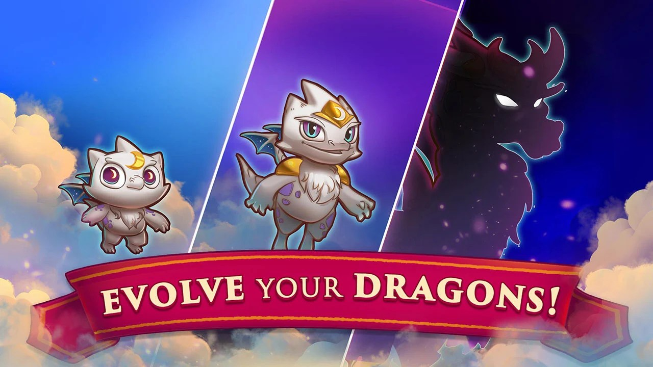 Merge Dragon Screen 2