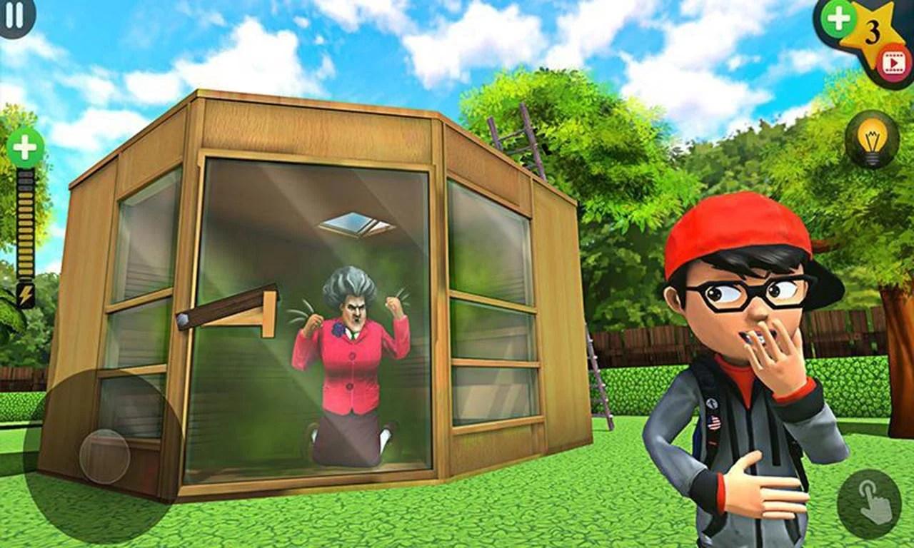 Scary Teacher 3D Screen 2