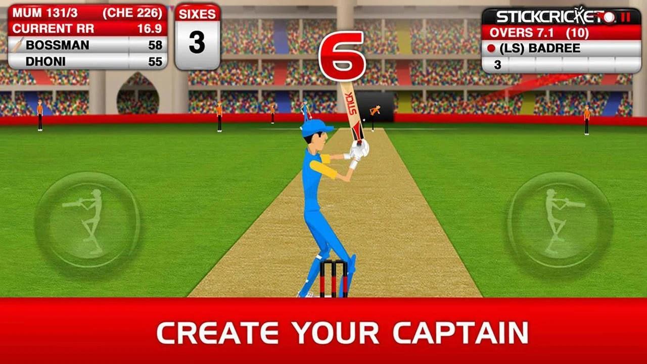 Stick Cricket Premier League Screen 0