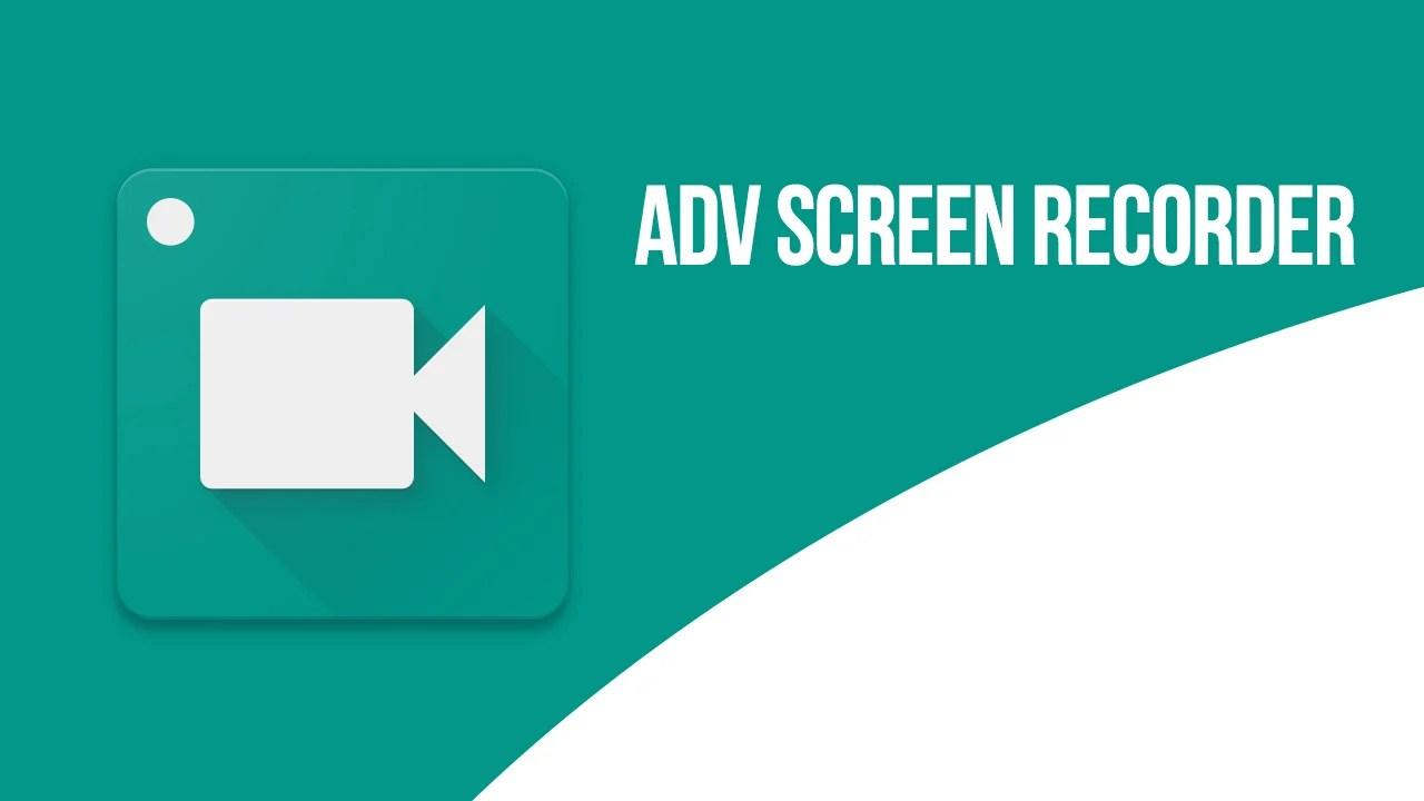ADV Screen Recorder Poster
