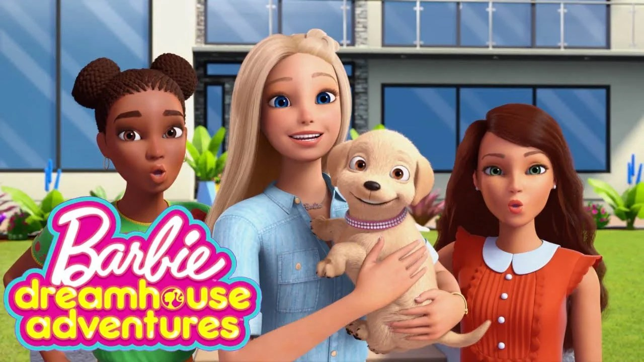 Barbie Dreamhouse Adventures Poster
