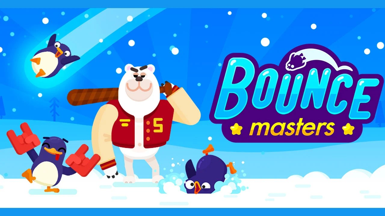 Bouncemasters poster