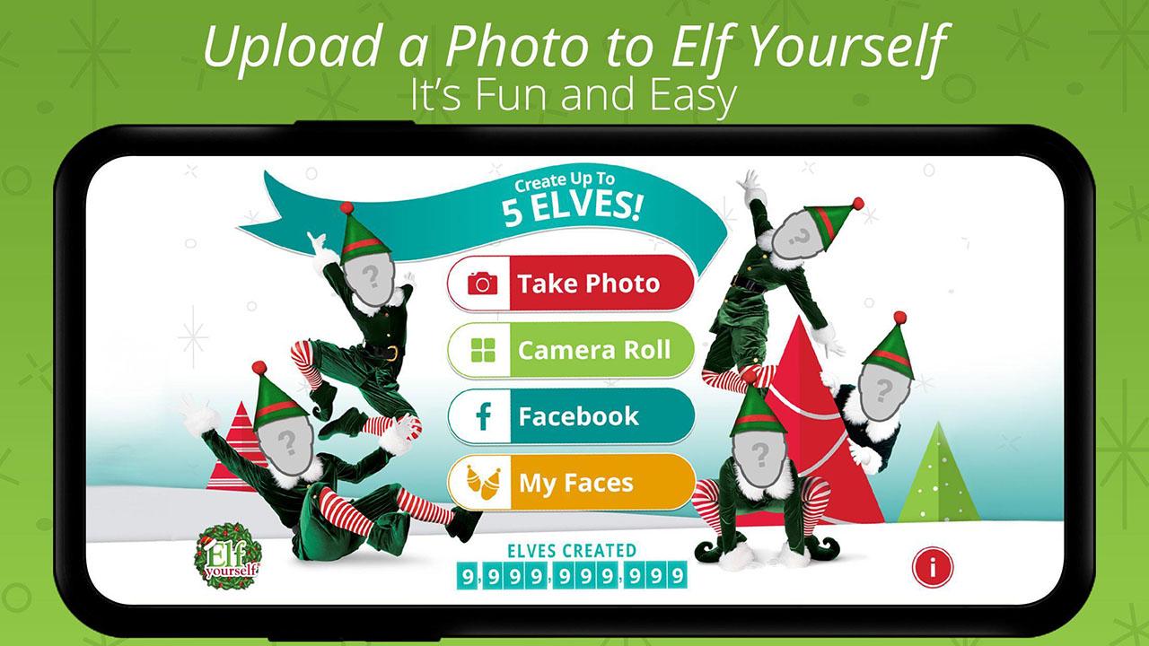 ElfYourself screen 0