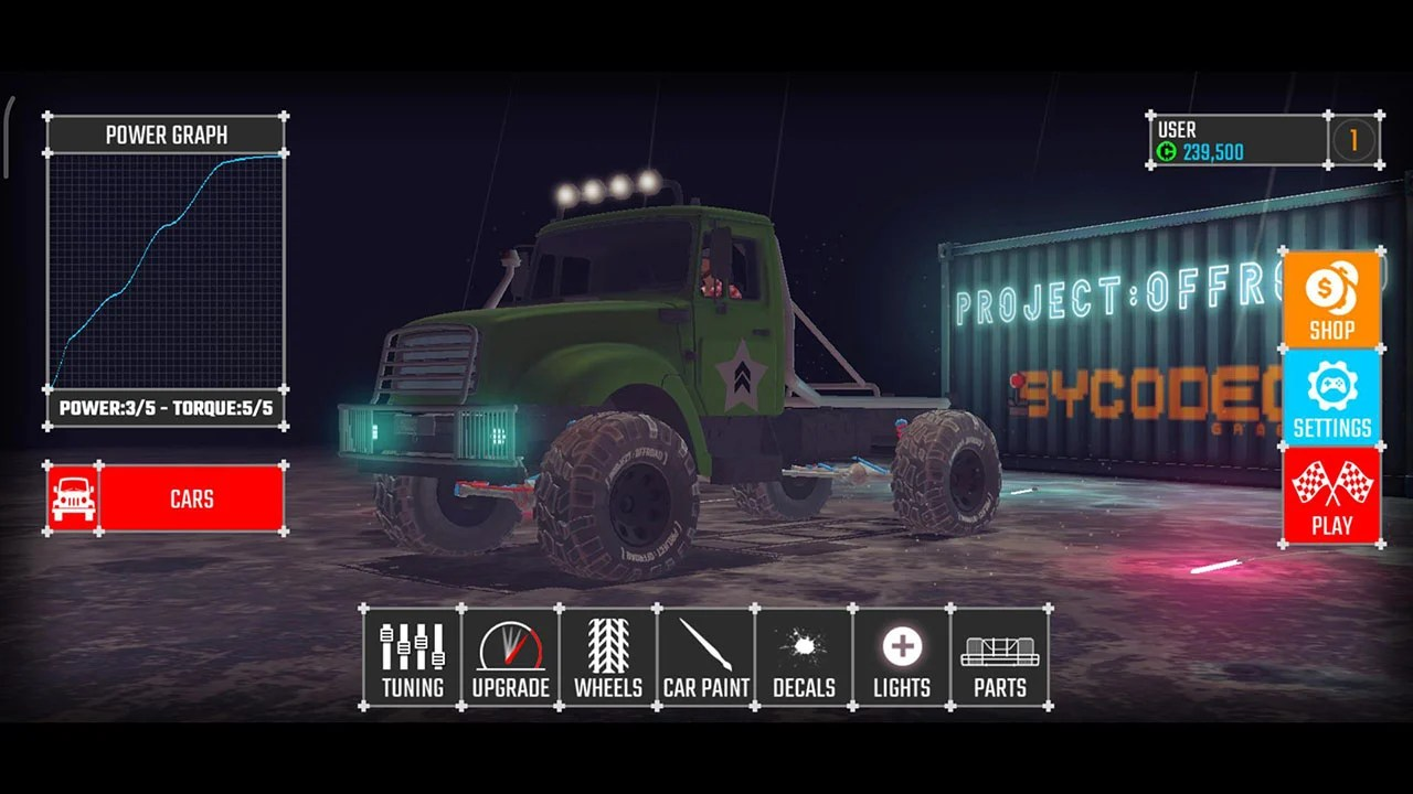 Project Offroad 20 Screen 0