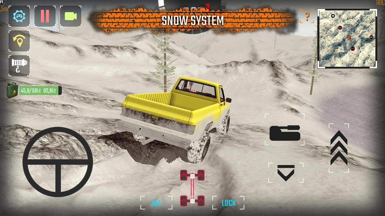 Project Offroad 20 Screen 2