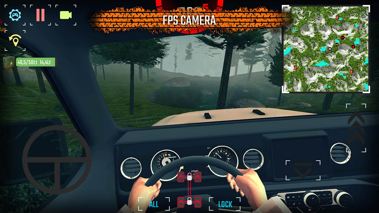 Project Offroad 20 Screen 3
