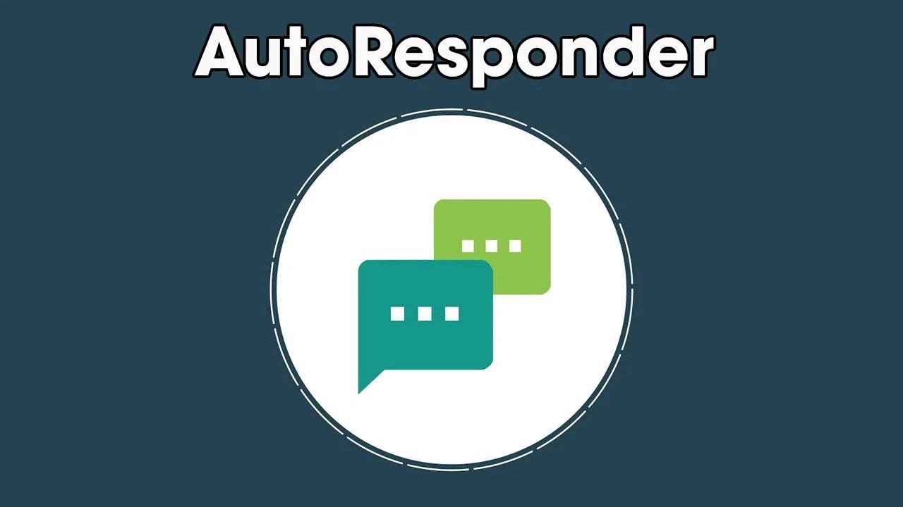 Auto Responder for WhatsAppPoster