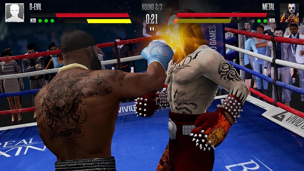 Real Boxing 2 Screen 3