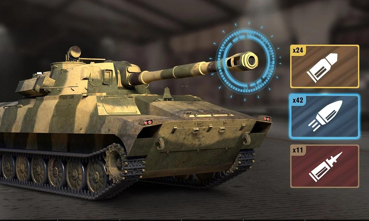 War machines screen 2