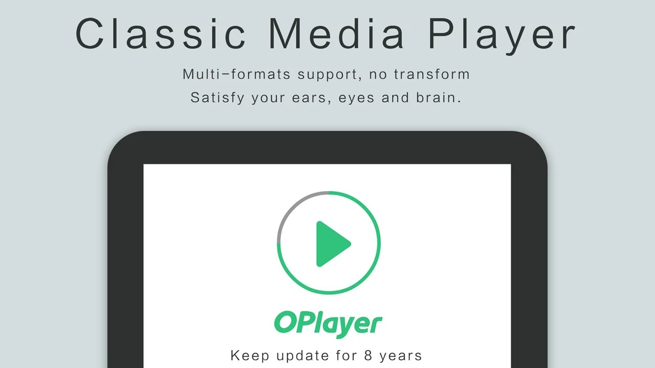 Video Player Player Poster