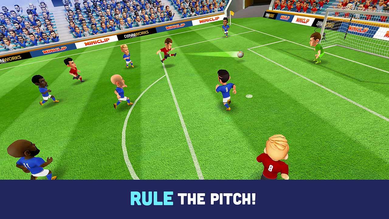 Mini Football Screen 1