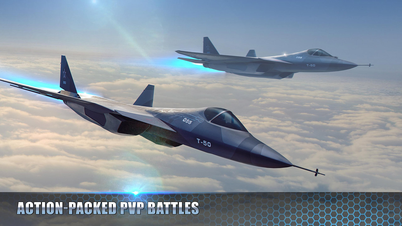 Screens of modern warplanes 0