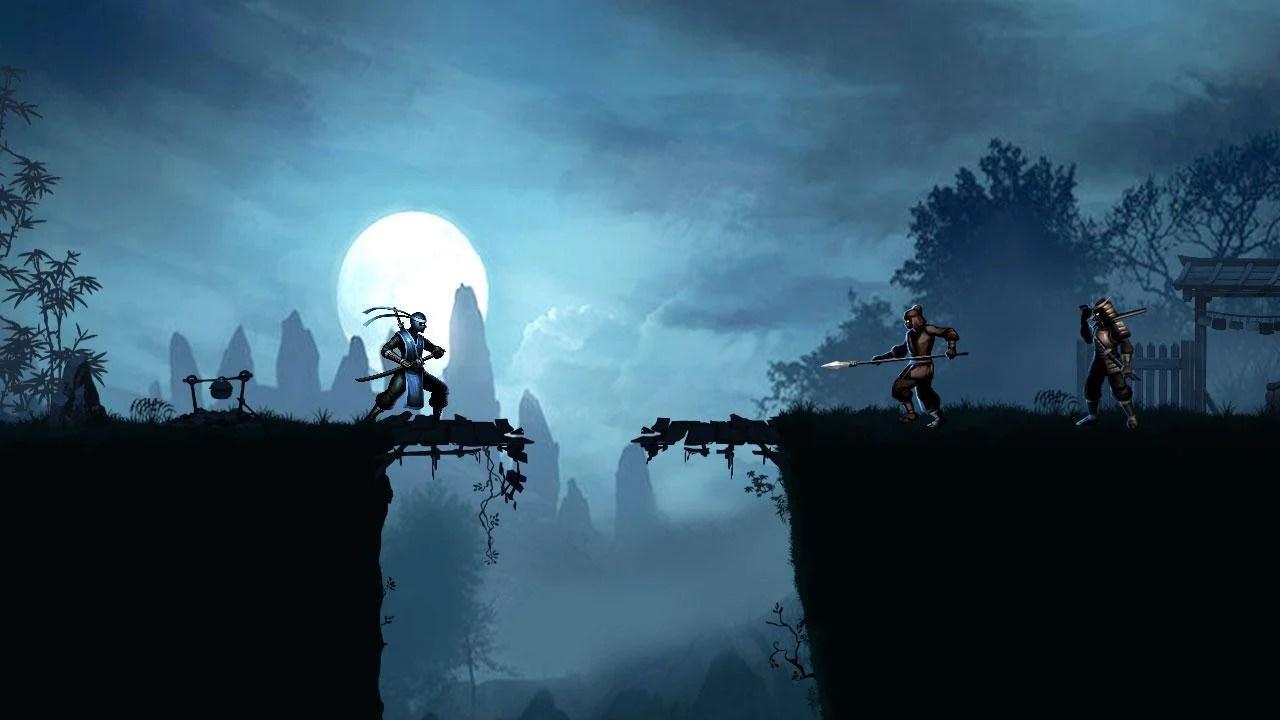 Ninja Warrior Screen 0