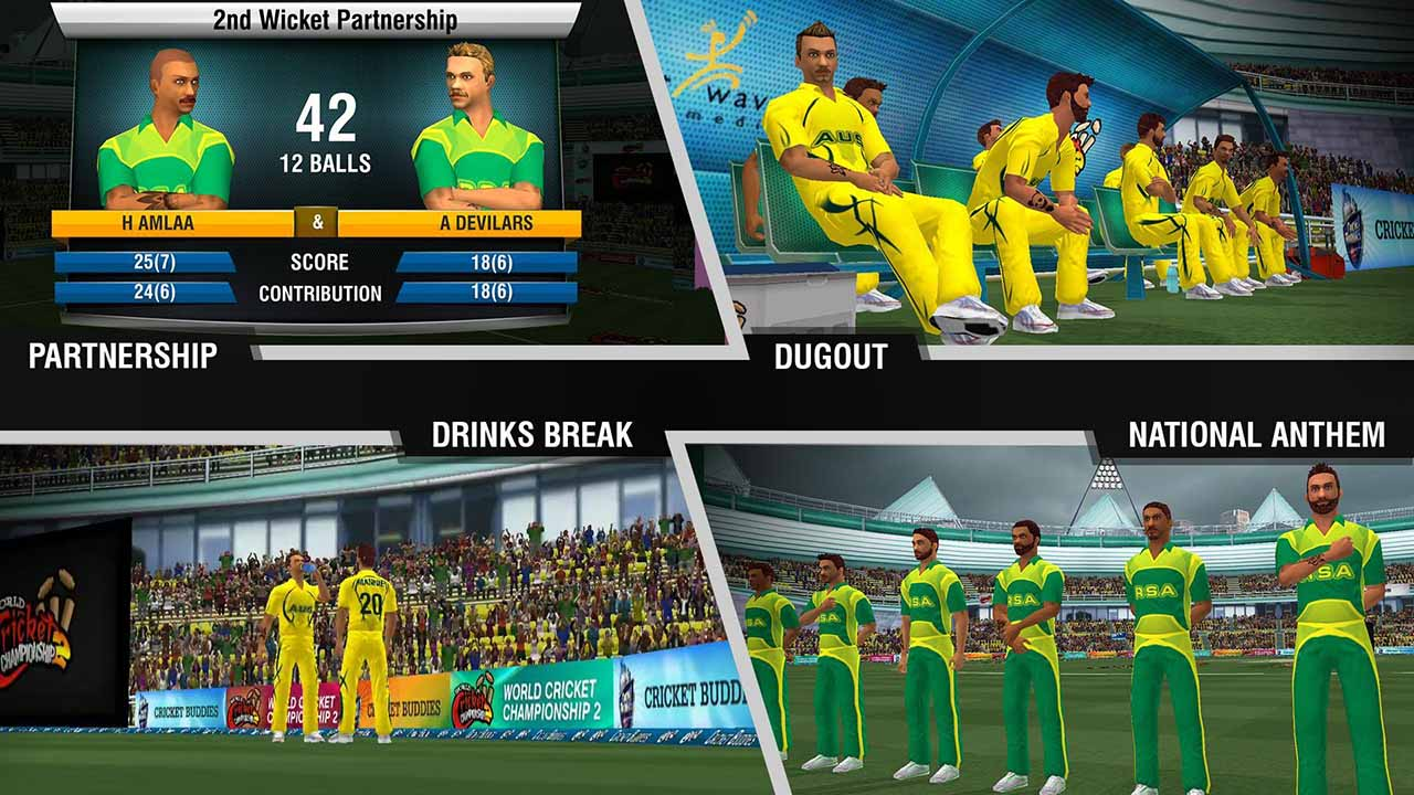World Cricket Championship 2 Screen 4