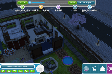 Sims Freeplay Unlimited Everything APK