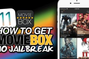 Movie Box iOS