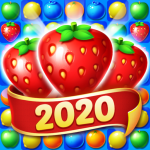 Fruit Diary – Match 3 Games Without Wifi APK MOD Unlimited Money