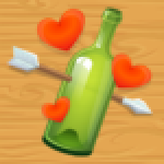 Spin the Bottle Kiss Chat and Flirt APK MOD Unlimited Money