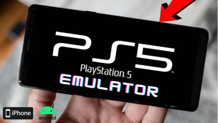 PS5 Play Station 5 emulator for Android iOS iPhone Download