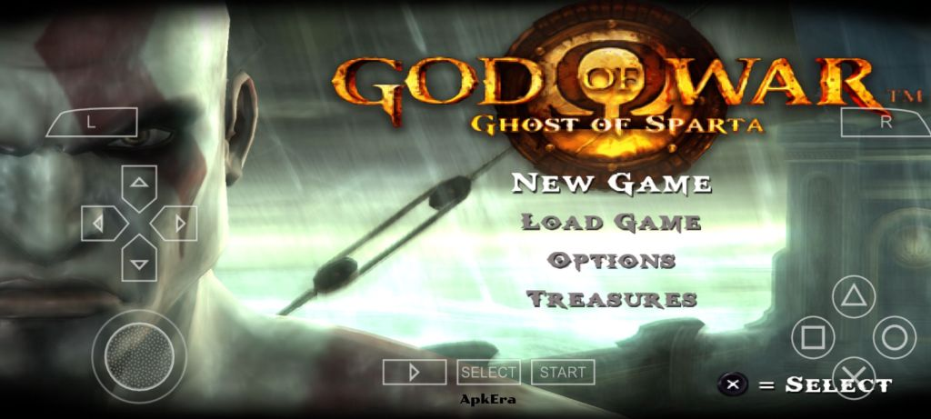 God of War: Ghost of Sparta PPSSPP Download