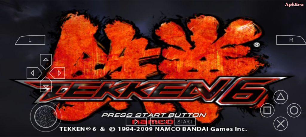 Tekken 6 PPSSPP Download