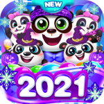 Bubble Shooter 3 Panda