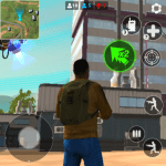 Cyber Fire Free Battle Royale Shooting games