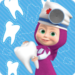 Masha and the Bear Free Dentist Games for Kids