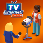 TV Empire Tycoon – Idle Management Game