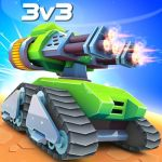 Tanks A Lot – Realtime Multiplayer Battle Arena