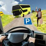 Tourist Coach Sim – Off-road Bus Transport Driver