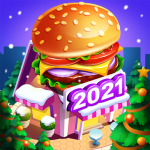 Cooking Marina – fast restaurant cooking games