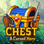 The Chest A Cursed Hero – Idle RPG Varies with device