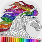 Relaxing Adult Coloring Book 2.7