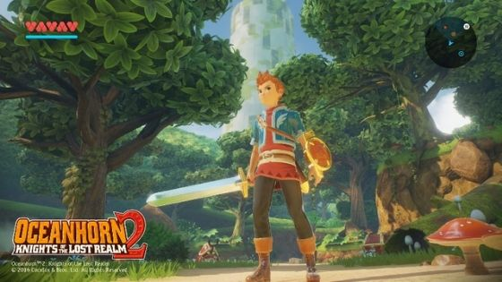 This image has an empty alt attribute; its file name is Oceanhorn-2-Game.jpg