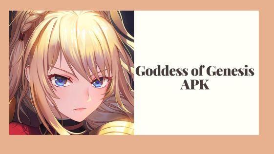 Diosa del Génesis APK