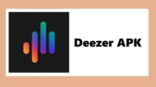 APK Deezer