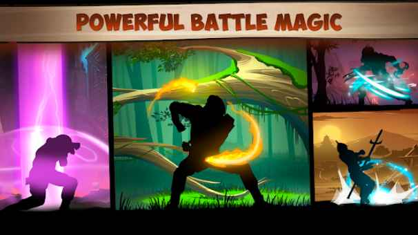 powerful battle magic