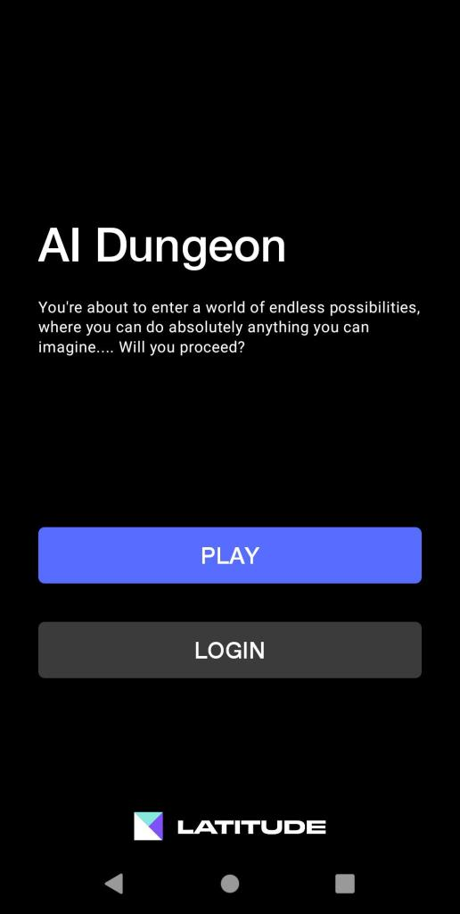 AI Dungeon MOD APK Baixar