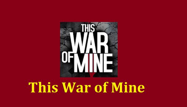 Este APK do MOD War of Mine