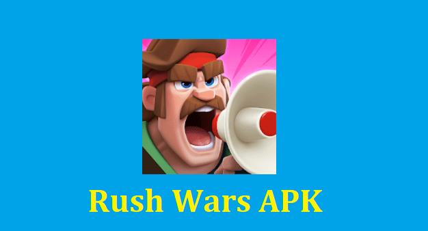 APK của Rush Wars MOD