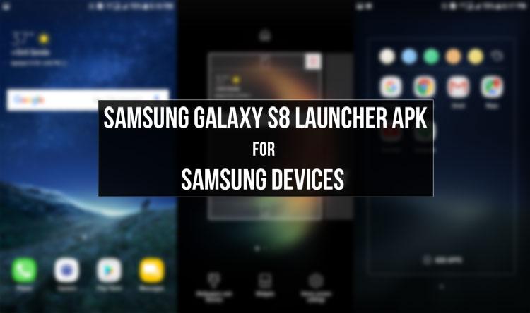 S9 Launcher MOD APK