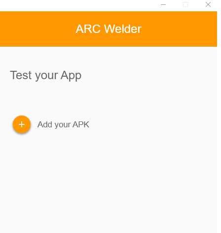 add you app