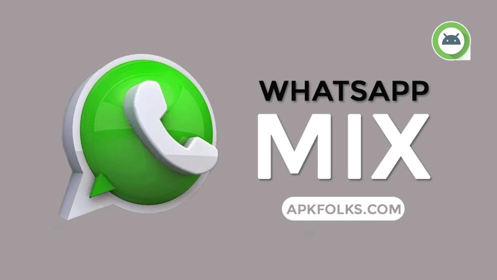 whatsapp mix apk 8